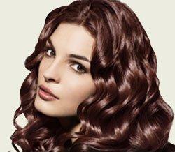 Блестящие и шелковистые волосы
