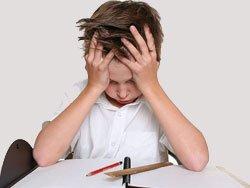 Осенний синдром школьника